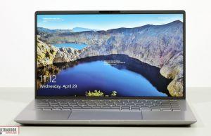 Asus ZenBook 14 UM433IQ - screen
