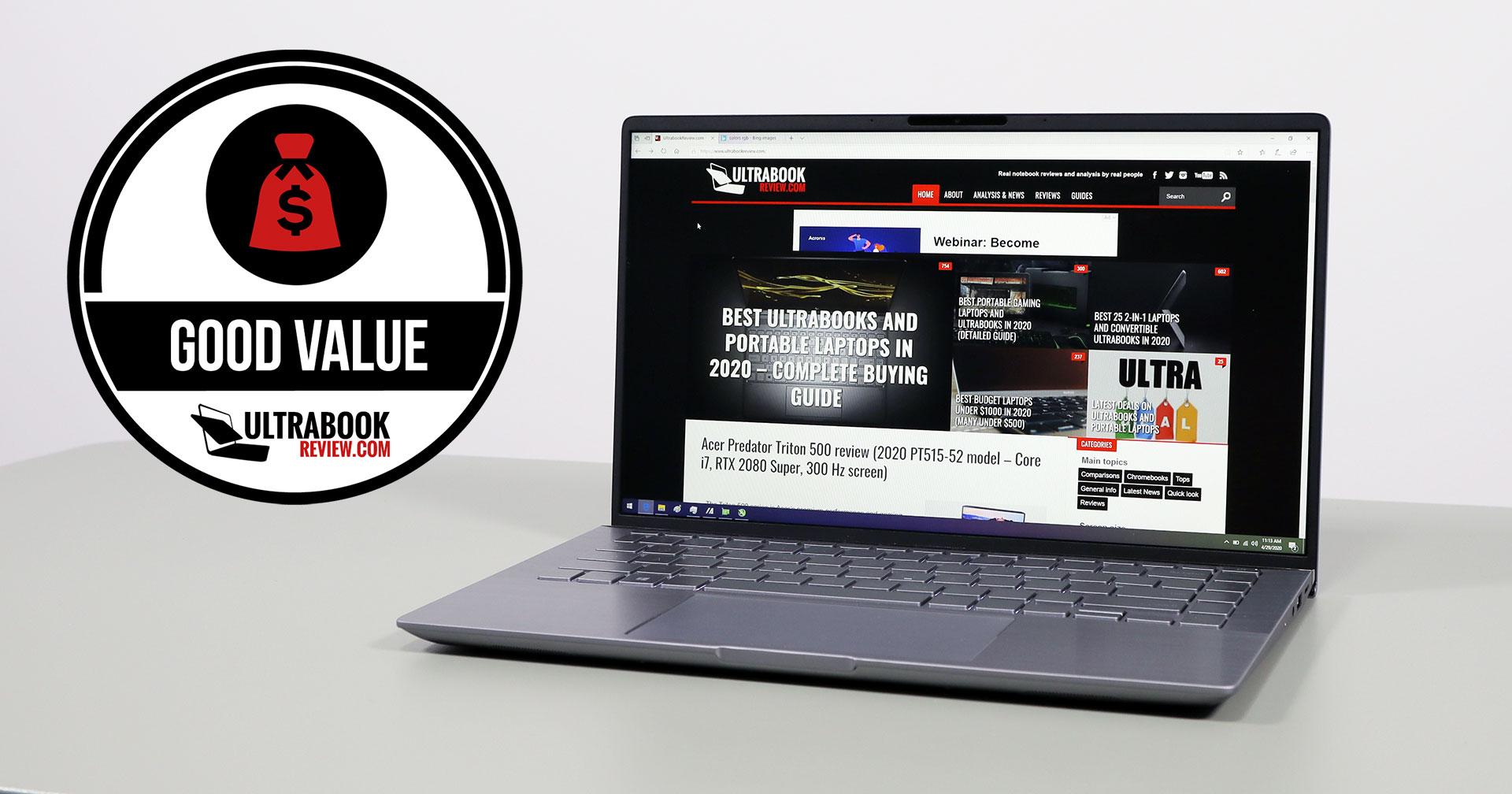 Asus ZenBook 14 UM433IQ review