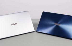 Asus ZenBook 14 - exterior