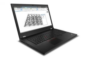 2020 Lenovo ThinkPad P17 workstation
