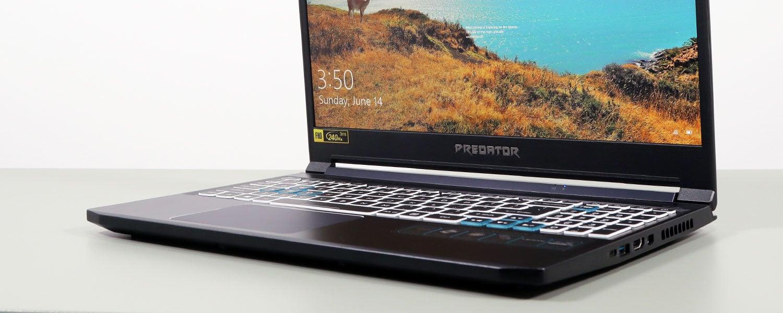 Acer Predator Triton 300 review (2020 PT315-52 model – Core i7, RTX 2070)