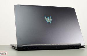 Predator lit logo
