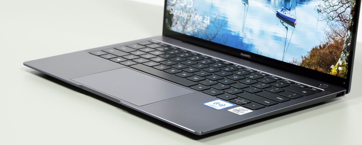 Huawei MateBook X Pro review (2020 model – Core i7, MX250)