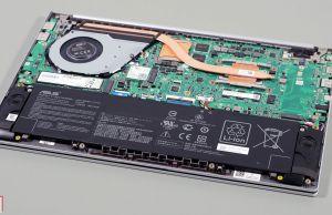 Asus Vivobook S14 S433 - storage, ram, wifi