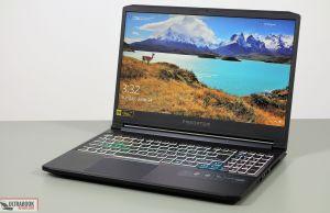 Acer Predator Triton 300 - interiro design