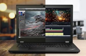 Brand new 2020 Lenovo ThinkPad P17 workstation