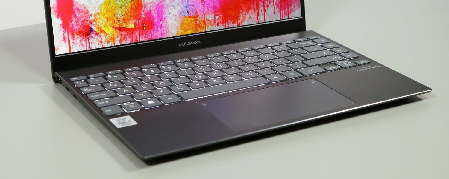 Asus ZenBook 13 UX325 review (UX325JA – compact 13-inch ultrabook with a big battery)
