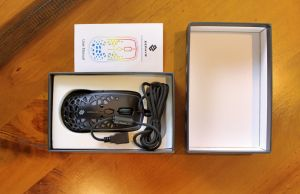 Zephyr Gaming Mouse packaging