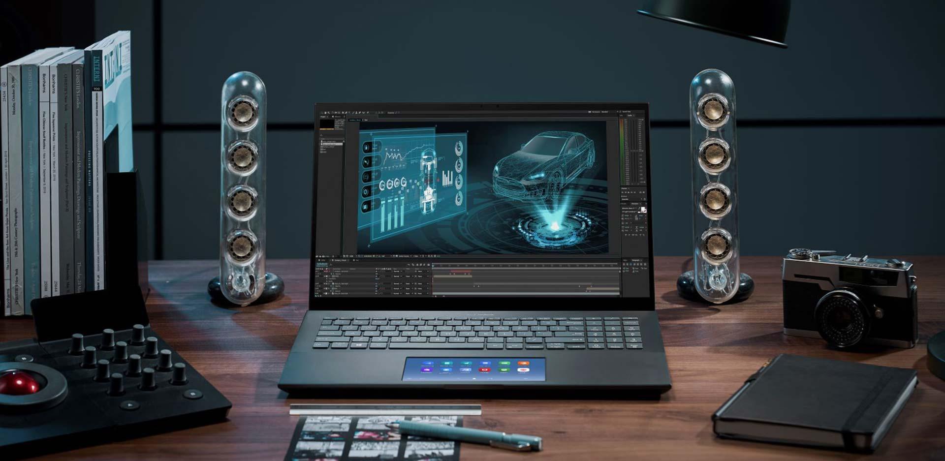 Asus ZenBook Pro 15 UX535 2020 update