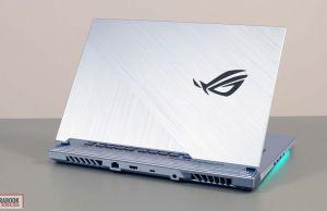 Asus ROG Strix G15 - exterior design