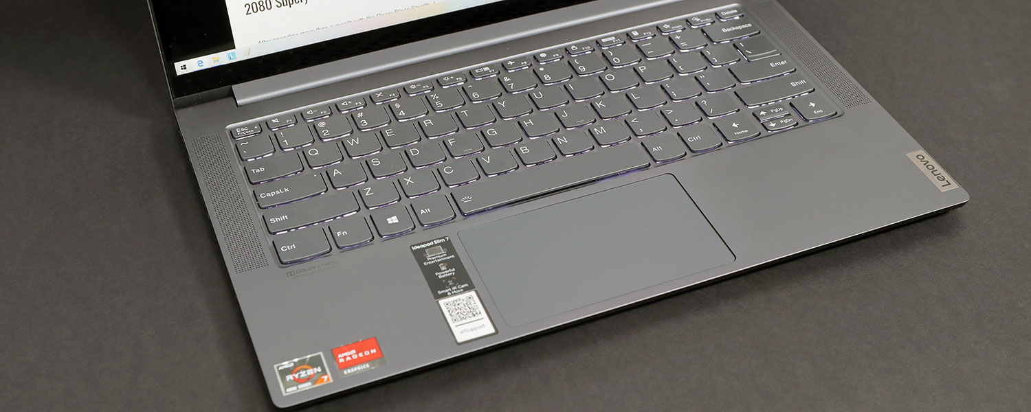 Lenovo Ideapad Yoga Slim 7 14are05 Review Amd Rzyen 7 4800u Vega 8 Unmatched In Its Class