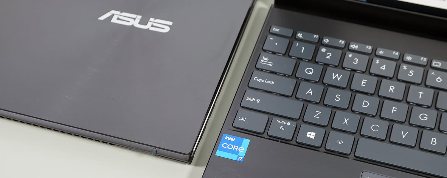 Asus ZenBook 14 UX425 review (UX425EA – i5 & i7 Tiger Lake models)