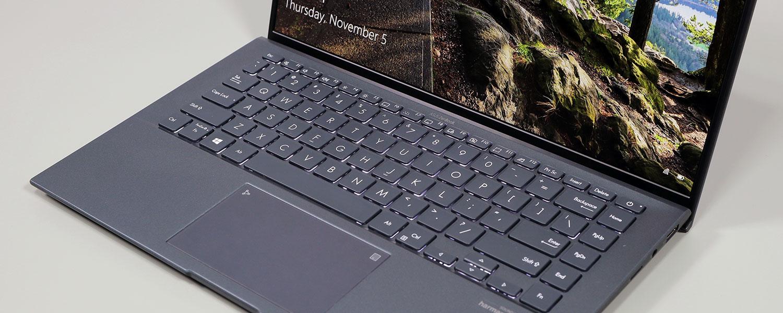 Asus ZenBook 14 Ultralight UX435 initial review (UX435EAL model – Tiger Lake i7, Iris Xe)