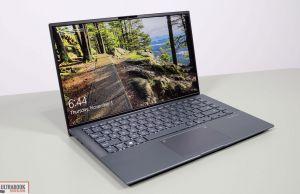 Asus ZenBook 14 Ultralight UX435 - interiro design