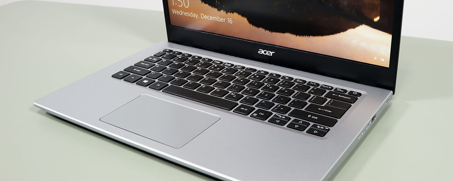 Acer Aspire 5 review (A514-54 model) – Tiger Lake laptop on the budget