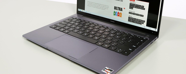 Huawei Matebook 14 review (AMD Ryzen 5 4600H, 3:2 display)