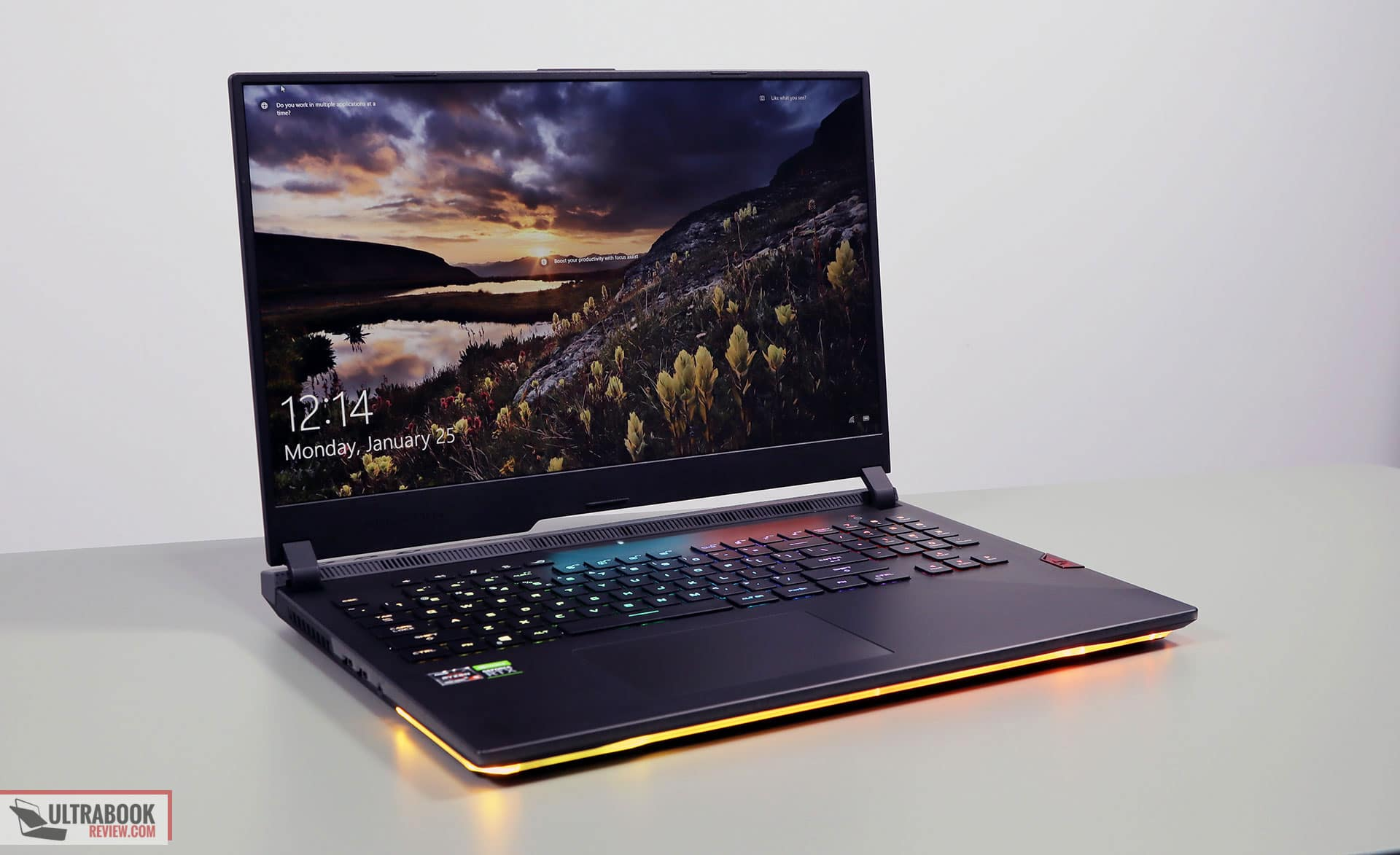 2021 Asus ROG Strix Scar 17 G733QS review