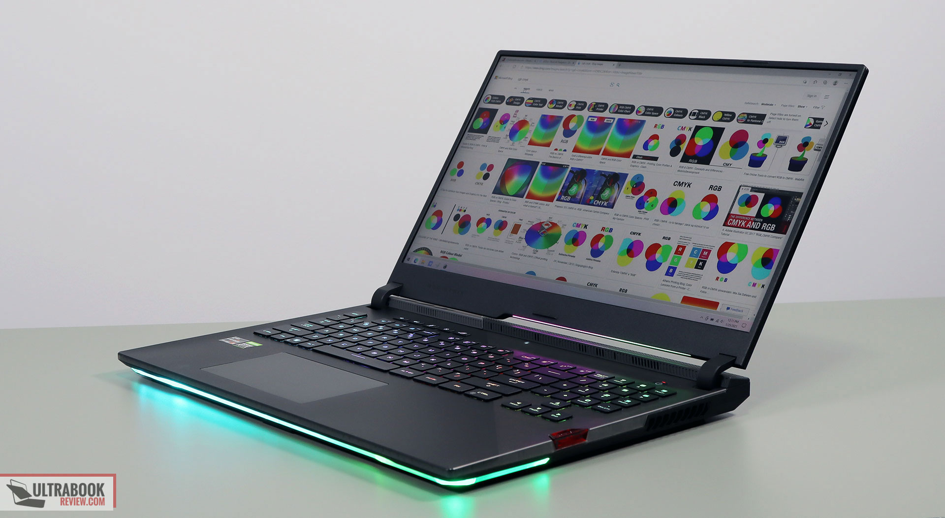 2021 Asus ROG Strix Scar 17 review