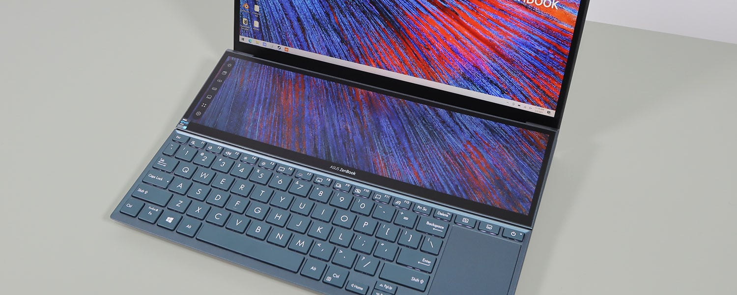 Asus ZenBook Duo 14 UX482 review (2021 UX482EA model – Tiger Lake Core i7 with Xe graphics)
