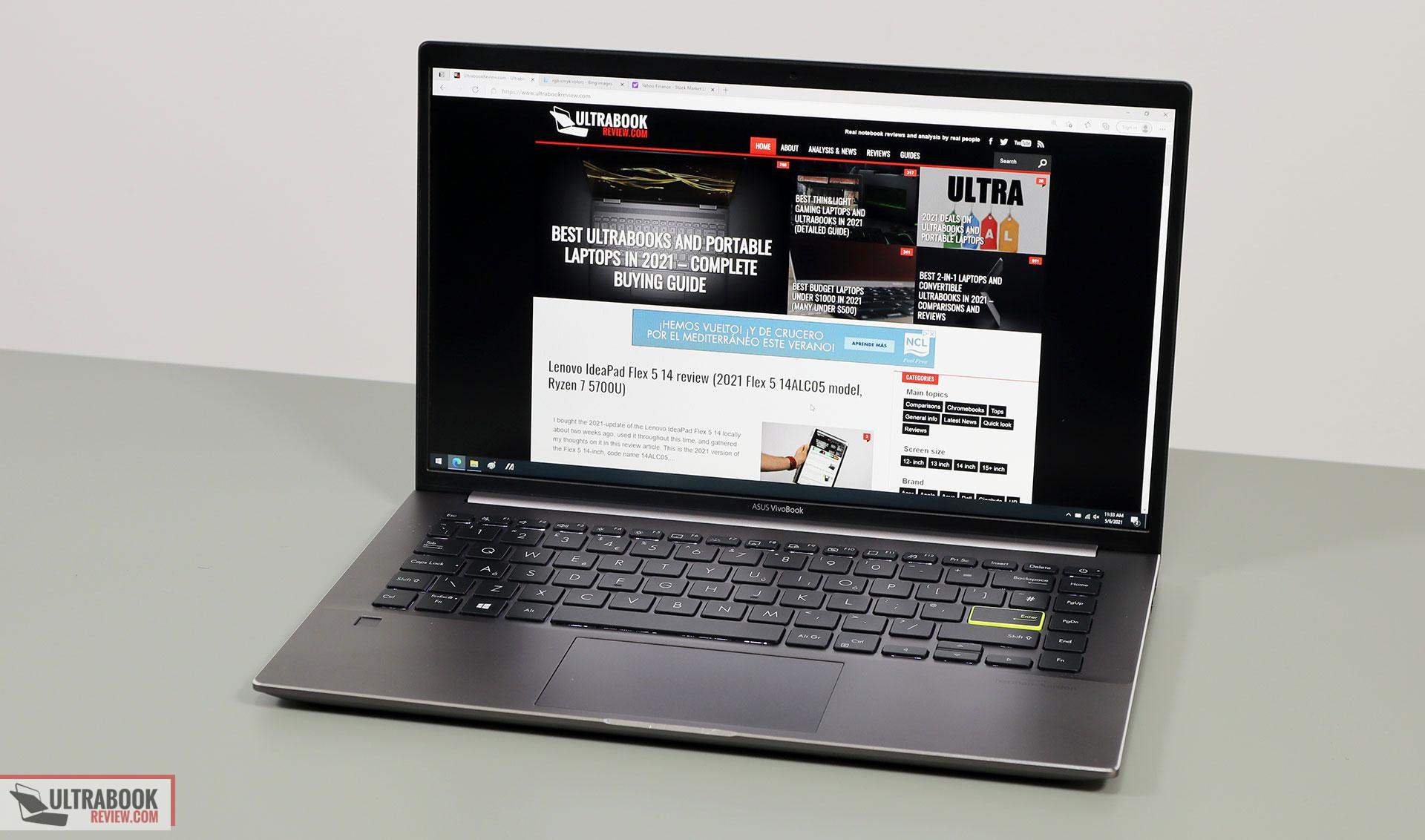 Asus VivoBook S14 S435EA review