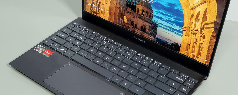 Asus ZenBook 13 UM325SA review (AMD Ryzen 7 5800U Cezanne – review, OLED screen)