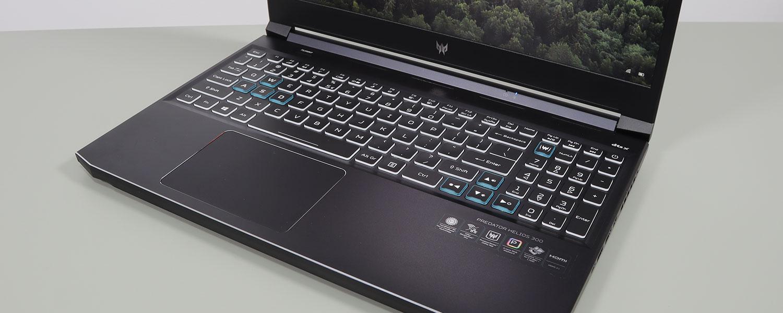 Acer Predator Helios 300 review (2021 PH315-54 model – i7-11800H, RTX 3070)
