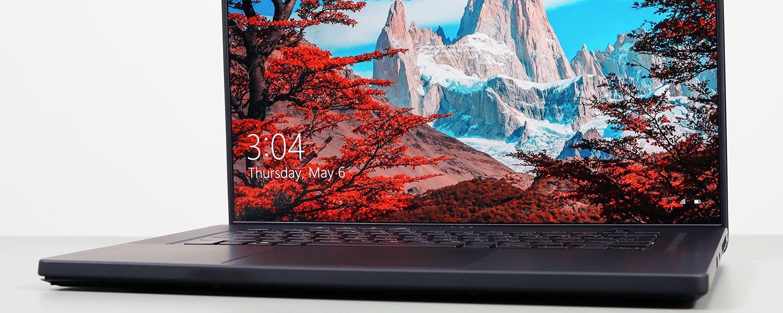 Asus ROG Zephyrus M16 GU603 review (GU603HR – Core i9-11900H, RTX 3070, QHD+ 16:10 screen)