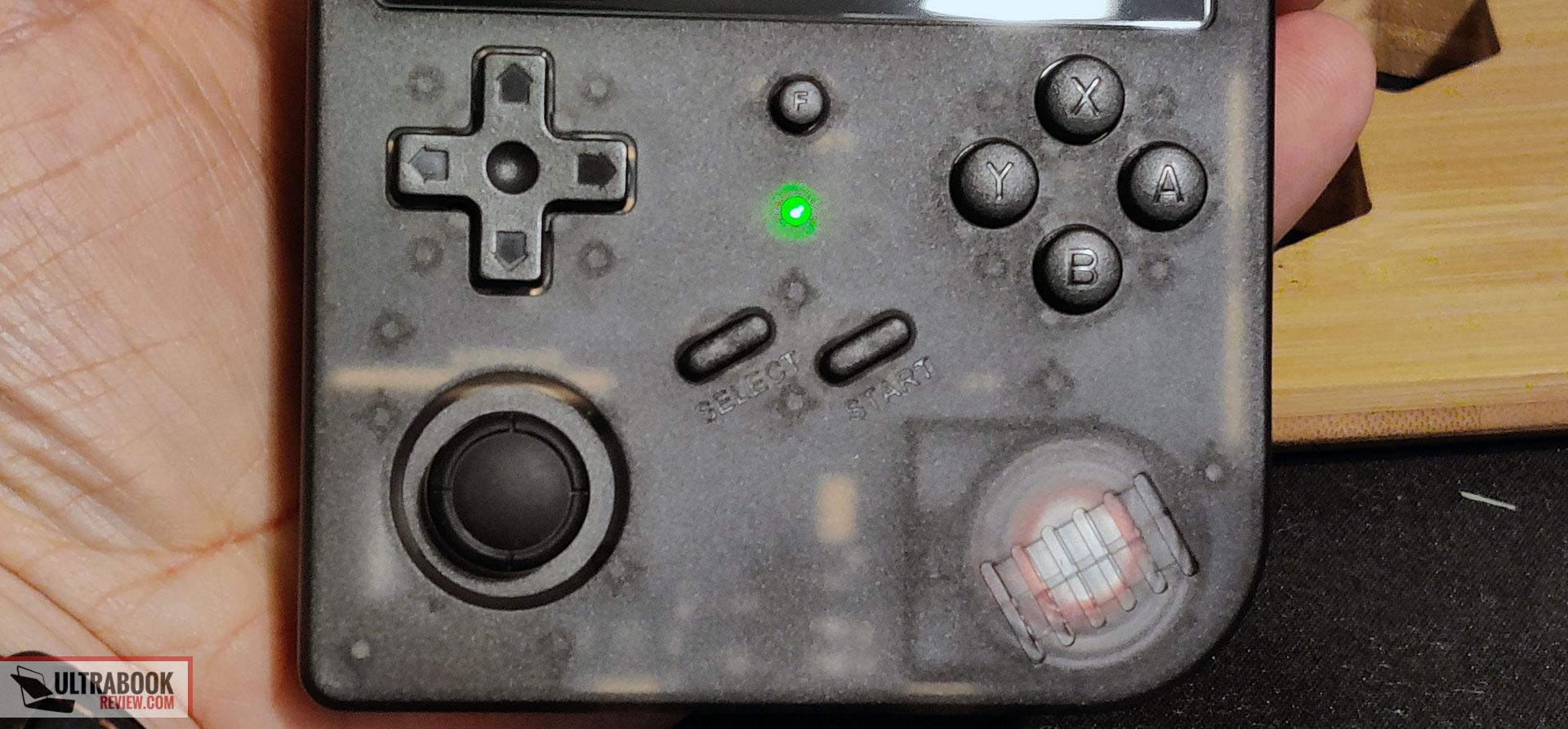 Anbernic RG351V buttons