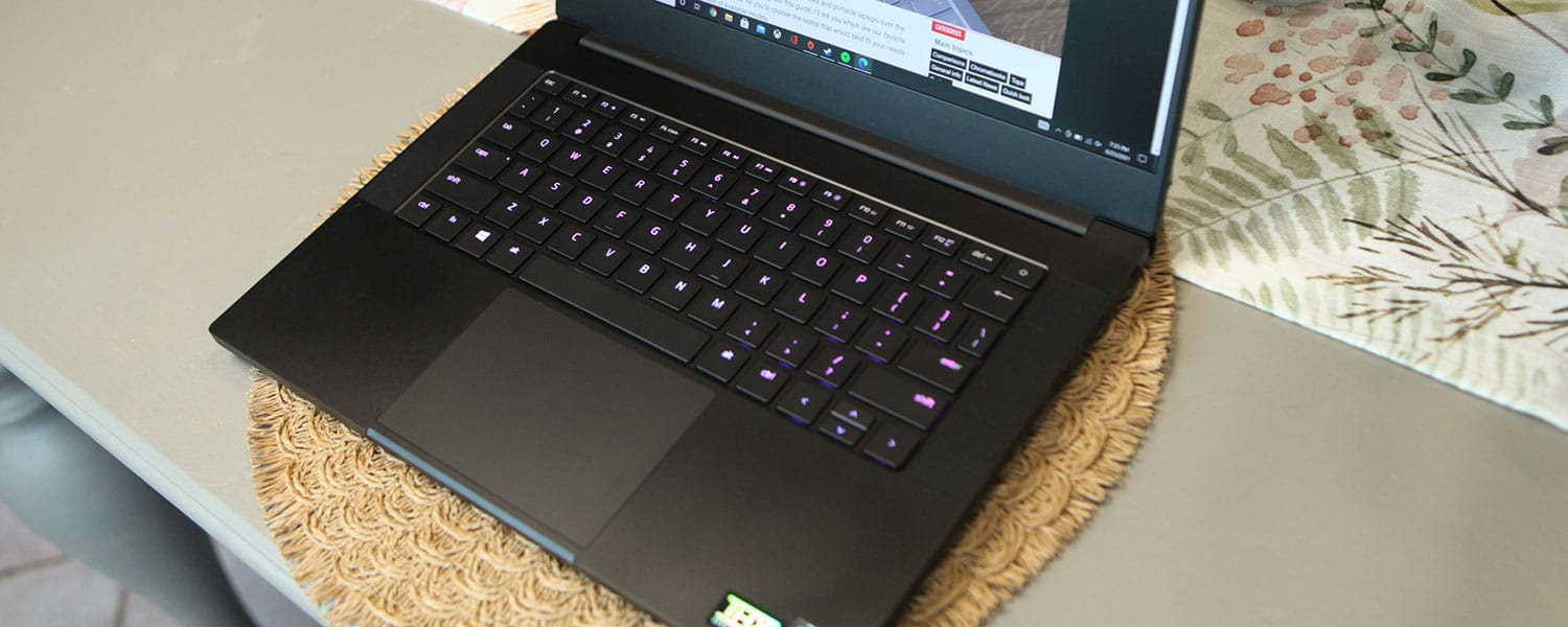 Razer Blade 14 review – the most powerful ultracompact laptop
