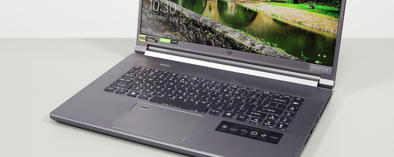 Acer Predator Triton 500 SE pre-review (2021 PT516-51s)