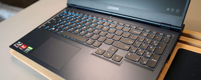 Lenovo Legion 5 review (2021 model, Ryzen 7 5800H and RTX 3050Ti)