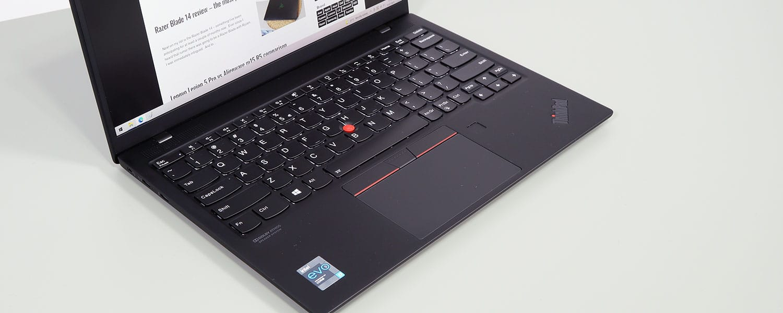 Lenovo ThinkPad X1 Nano ultrabook review (Core i7, 16:10 matte screen)