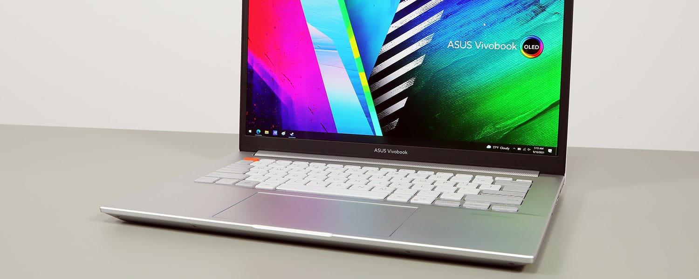 Asus Vivobook Pro 14X OLED review (M7400QE model, AMD Ryzen + 3050Ti)