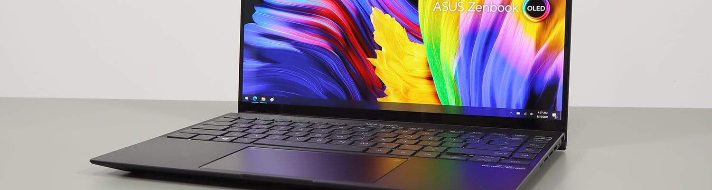 Asus ZenBook 14X OLED – pre-review, UM5401 model with AMD Ryzen