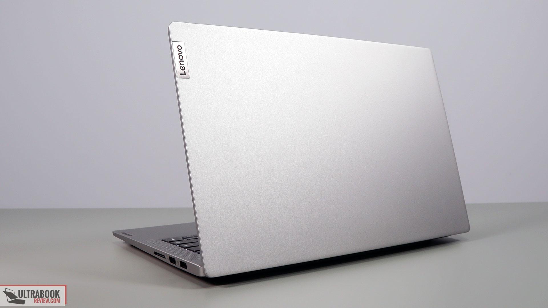Lenovo IdeaPad 5 14ALC05 review - exterior design